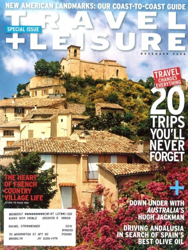 stylish traveler: global by nature